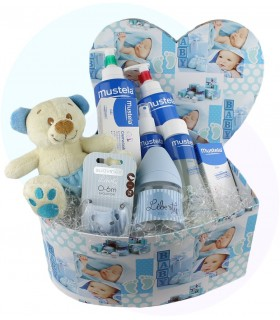 Caja Sweet Heart Blue.