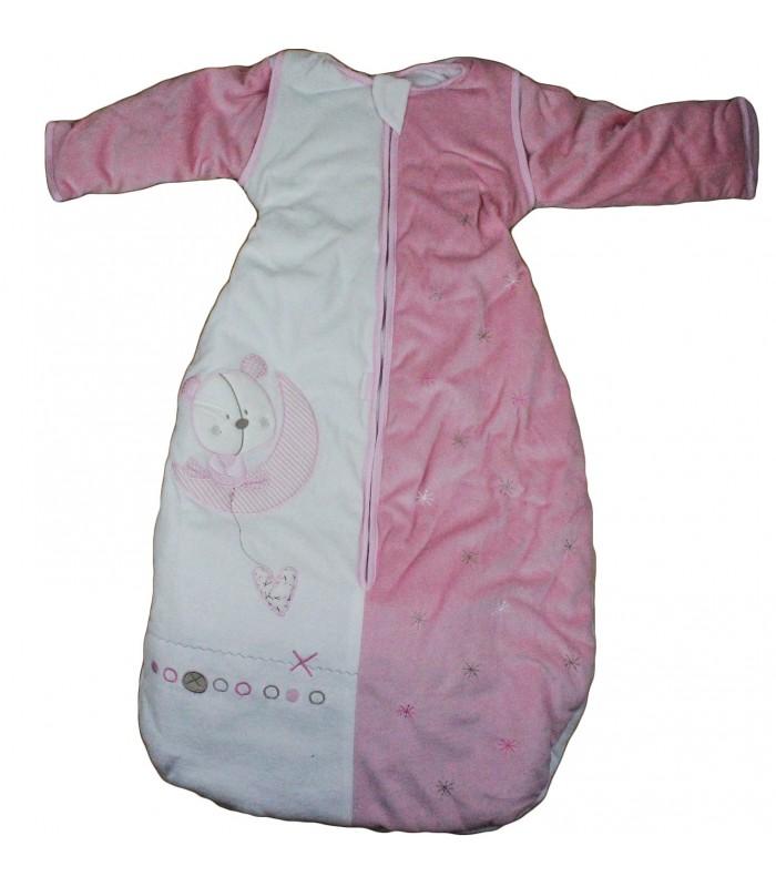 Pijama Saco Bebé, Luna.