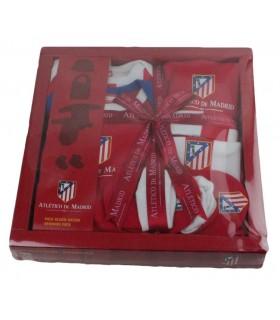 Pack Recién Nacido Atlético de Madrid.