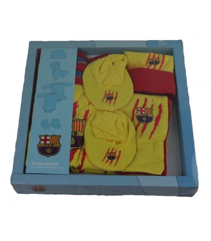 Pack Nounat FC Barcelona.