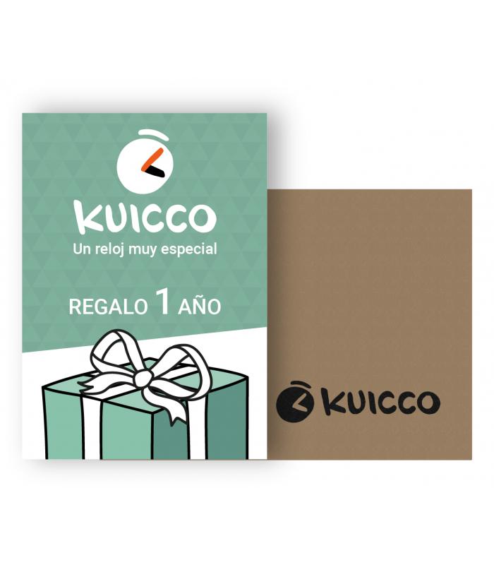 Kuicco. Suscripción regalo para 1 año.