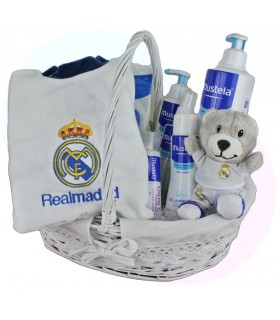 Canastilla Real Madrid.