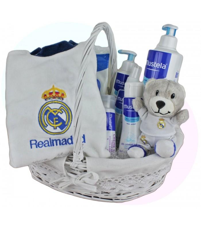 Canastilla Real Madrid.