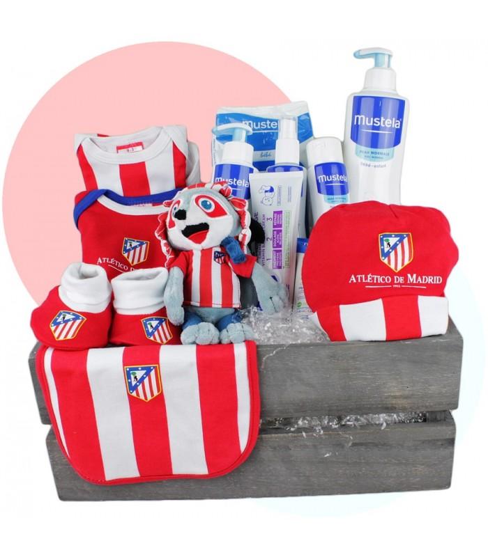 Canastilla Atlético de Madrid