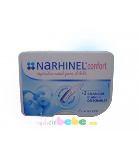 Aspirador nasal para el bebé, NARHINEL