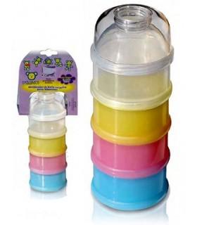 Dosificador leche en polvo. Visoxics
