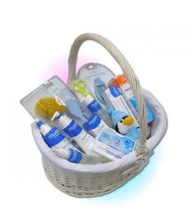 Cesta Mustela Higiene y Cuidados.